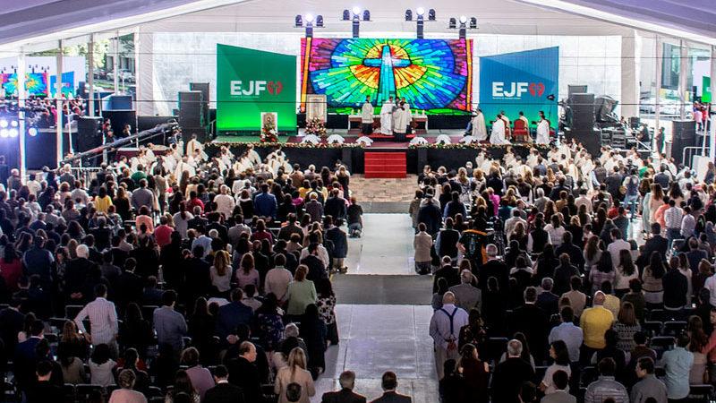 Encuentro de Juventud y Familia 2018, espíritu de comunión, formación y trabajo apostólico
